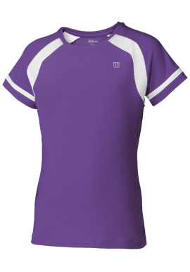 Wilson Girls Tennis Top