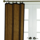 Bamboo Ring Top Curtain