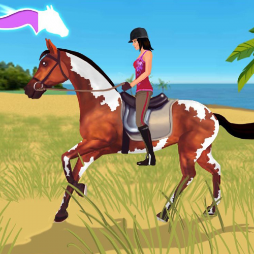 Horses 3D