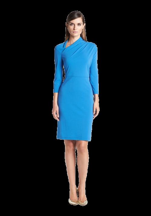 Soft Midi Dress