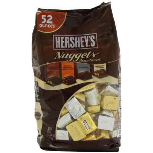 Hershey's Nugget Assortment 52 Ounce