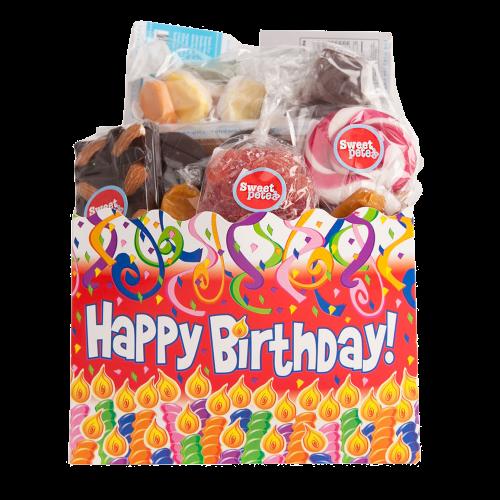Sweet Box Happy Birthday Gift