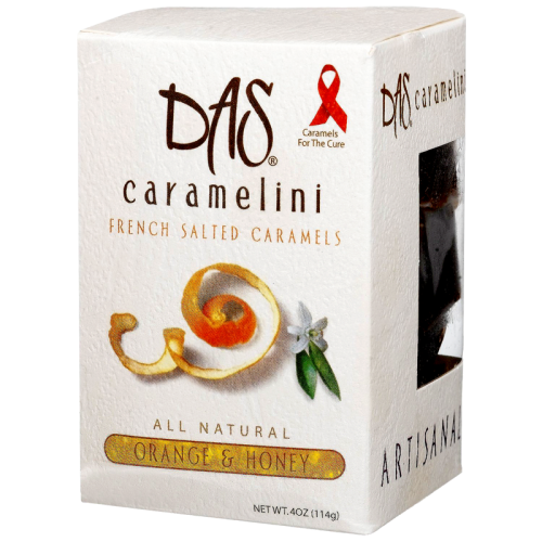 Das Caramelini French Salted Caramels