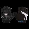 Short Half Finger Gloves Breathable Mesh
