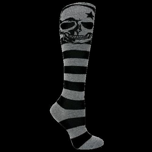 Dead Skulls Womens  Socks