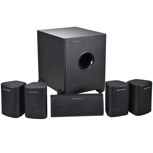 5.1-Channel Home Theater Speaker System