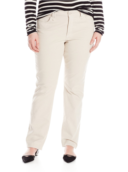 Hayden Straight Twill Jeans