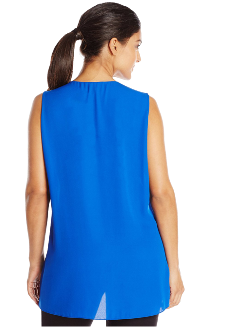 Short-Sleeve Ballerina Wrap Dress