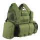 Heavy Duty Molle Vest Combat Tactical Gear