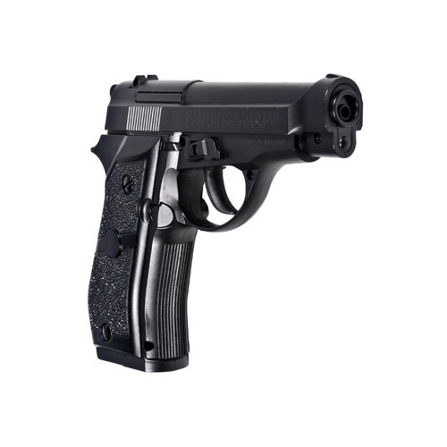 Air Fixed Slide Metal Pistol