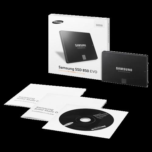 Samsung 850 EVO 500GB 2.5-Inch SATA III