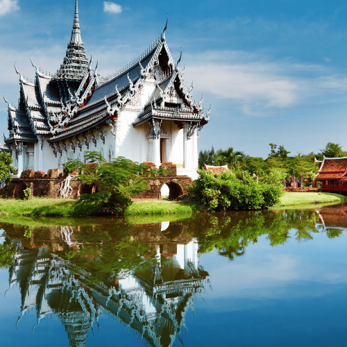 Ancient-City Thailand