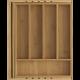 Bamboo-Flatware-Tray