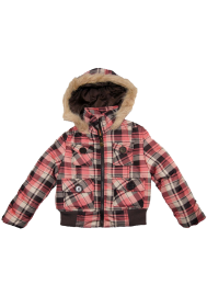 Brown Girls Plaid Winter Jacket 2.png