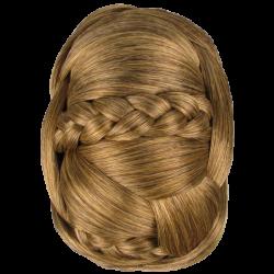 jessica_simpson_hairdo_braided_chignon_clip_in_on_bun_hair_dark_blonde_1