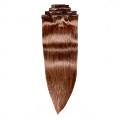 Very-light-brown-18-inch-straight-micro-rings-european-hair-extensions-1