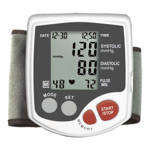 Wrist Blood Pressure Monitor 2