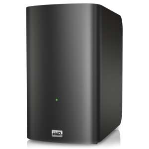 WD My Book Live Duo 2