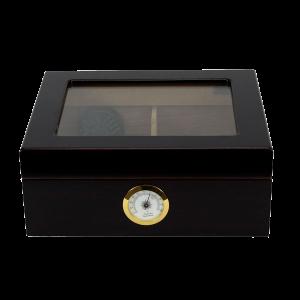 The Protege Glass Top Cigar Humidor 1