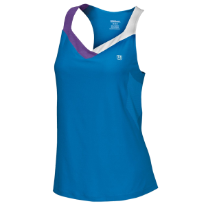 WILSON Women`s La Divine Tennis Tank 1