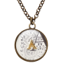 Brooke Monogram Necklace 1