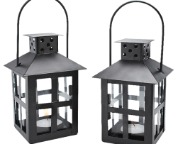 Mini Lantern Tealight Holder 3