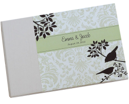 Personalized Guest Book 2