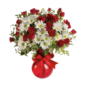 Red White And You Bouquet by Teleflora 2