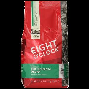 Eight O'Clock The Original Decaf Whole Bean Coffee 24 Ounce 1