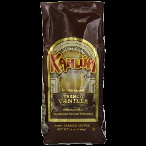 Kahlua Gourmet Ground Coffee French Vanilla 12 Ounce 1