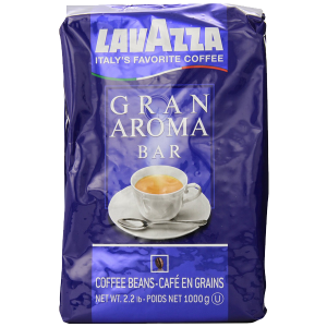 Lavazza Gran Aroma Bar Coffee Beans 2.2-Pound 1