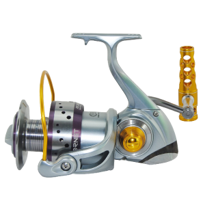 Ecooda-Hornet-Series-Premium-Heavy-Duty-Spinning-Reel-Waterproof-Metal - 01