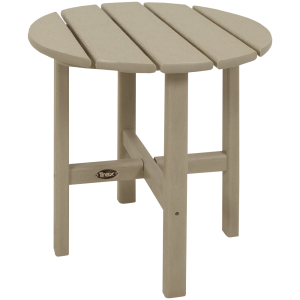 Trex Outdoor Furniture Cape Cod Round 18-Inch Side Table_5