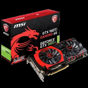MSI-GTX-980Ti-GAMING-6G---NVIDIA-GeForce-PCI-Express-3