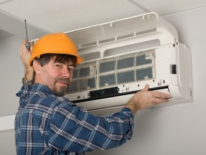 Adjuster air conditioning system