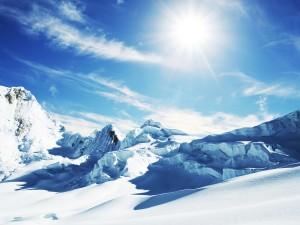 bigstock-Snowcovered-high-mountain-in-C-13826207