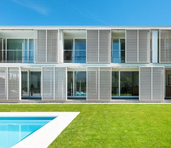 Building exclusive modern spaces