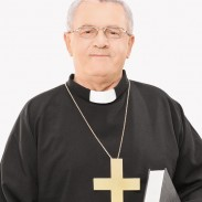 The Reverend Prebendary Martin Barrow