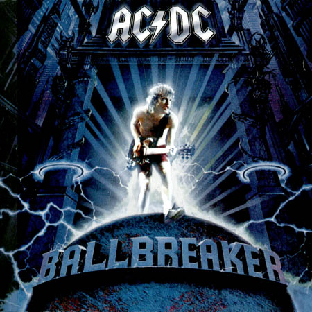 ACDC - Ballbreaker - Click Image to Close