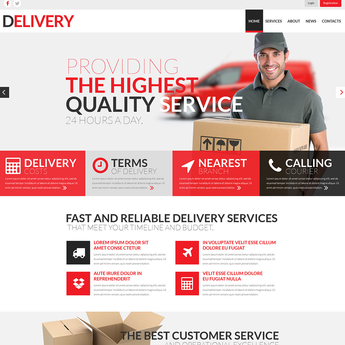 Live preview for Djuci - Web Design Agency Joomla Template #61208
