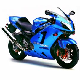 Kawasaki Ninja KRR ZX150