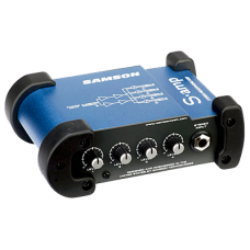 Samson S amp 4 Channel Stereo