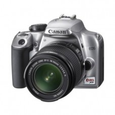 Canon Rebel XS 10.1MP Digital SLR Camera with EF-S 18-55mm