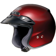 Shoei RJ Platinum-R Open Face Helmet