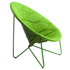 Comfee Casual Arm Chair from Anna Hrecka