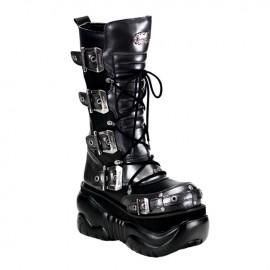 BOXER-205 Mens Cyber Platform Boots