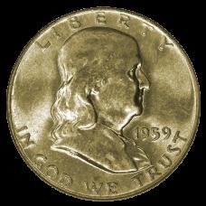 Grading Franklin Half Dollars