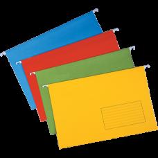 Multi Colored Pressure File A4