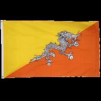 Bhutan 3ft x 5ft Nylon Flag