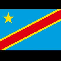 Congo 3ft x 5ft Nylon Flag